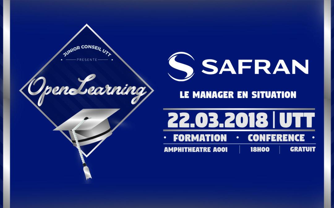 Soirée OpenLearning : Le manager en situation